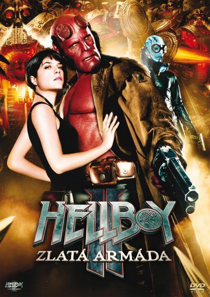 Hellboy: Zlatá armáda