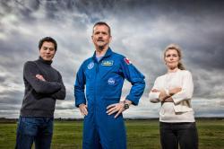 Chcete být astronautem? obrazok