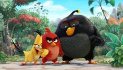 Angry Birds vo filme obrazok