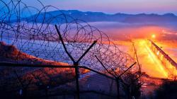 V demilitarizované zóně