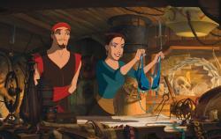 Sinbad: Der Herr der sieben Meere obrazok