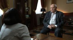 Gorbačov obrazok