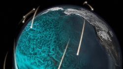 Země z vesmíru obrazok