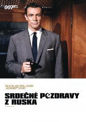 James Bond: Srdečné pozdravy z Ruska