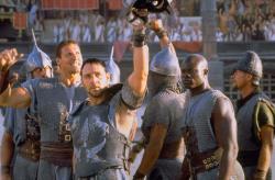 Gladiátor obrazok