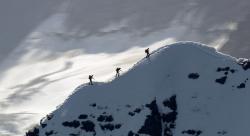 Majestátní Alpy obrazok