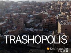 Města vybudovaná na odpadcích