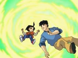 Dobrodružstvá Jackieho Chana obrazok
