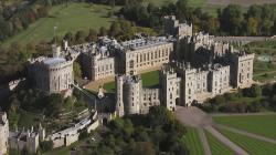 Windsorský hrad obrazok