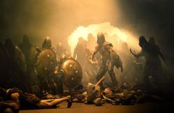 Vojna bohov obrazok