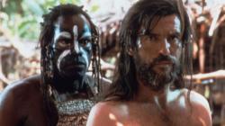 Robinson Crusoe obrazok
