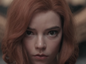 Anya Taylor-Joy v seriáli Queen´s Gambit