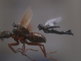 Záber z filmu Ant-Man a Wasp